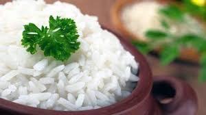Belum kenyang kalau tidak makan nasi.