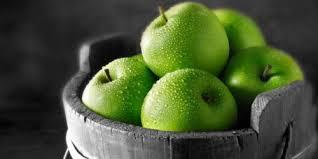 Manfaat Baik Buah Apel Hijau