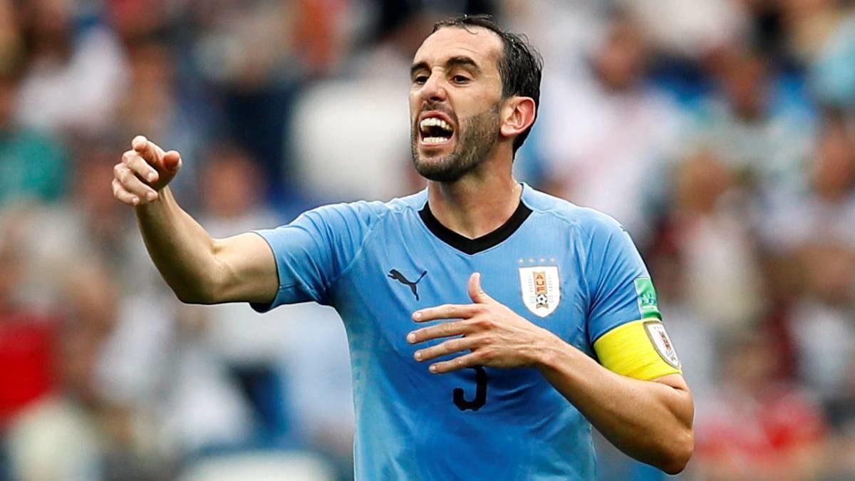 Inter bidik Diego Godin