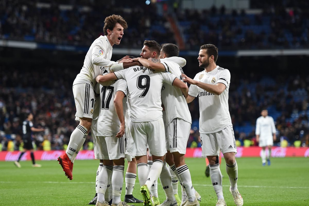 Madrid kekurangan Striker
