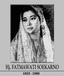 Hj. Fatmawati Soekarno