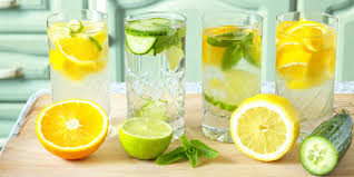 Infus water