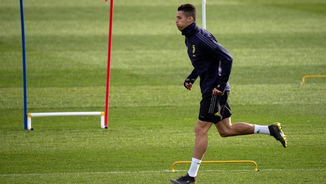 Gianluigi Buffon Kagum Melihat Ronaldo Mampu Jaga Kondisi Tubuh