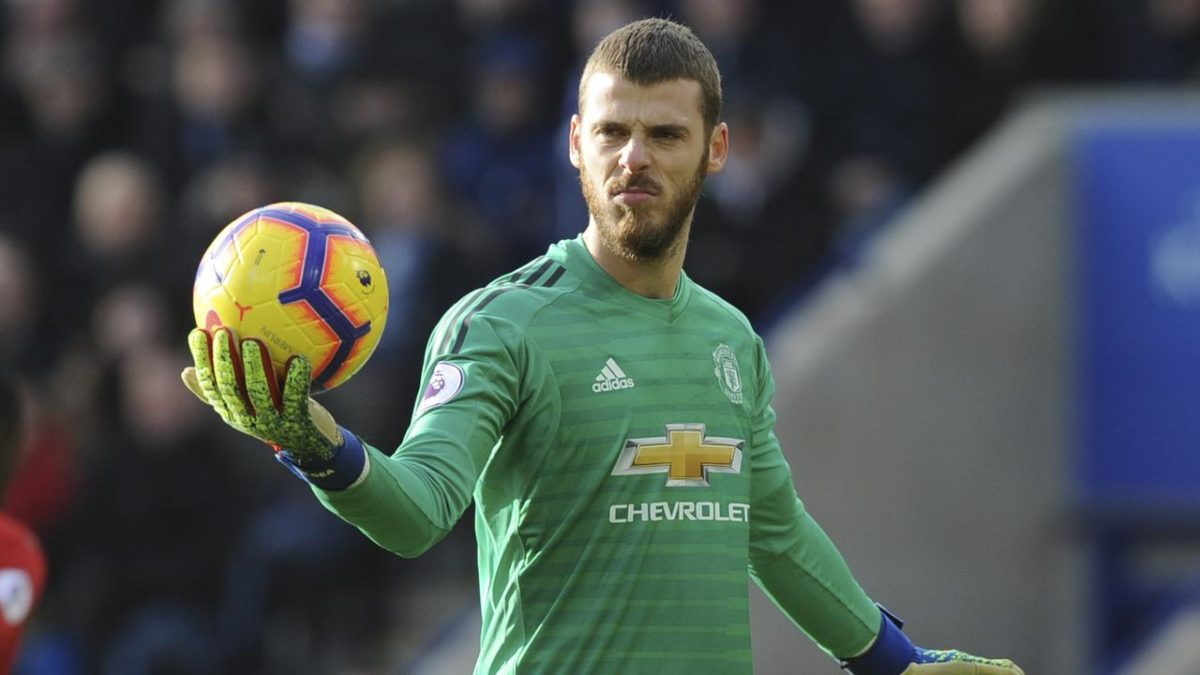 Real Madrid Kembali Incar David De Gea