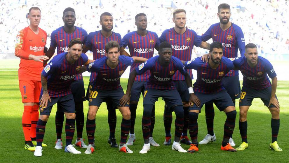 Barcelona Hanya Tinggal Berjarak 6 Laga Dari Treble Winner