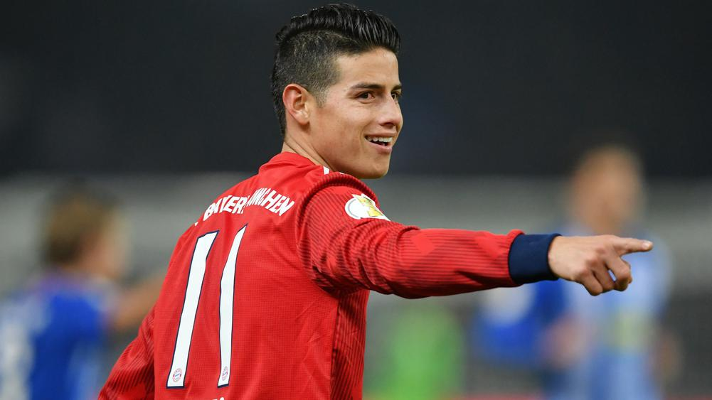 James Rodriguez Akan Kembali Ke Real Madrid