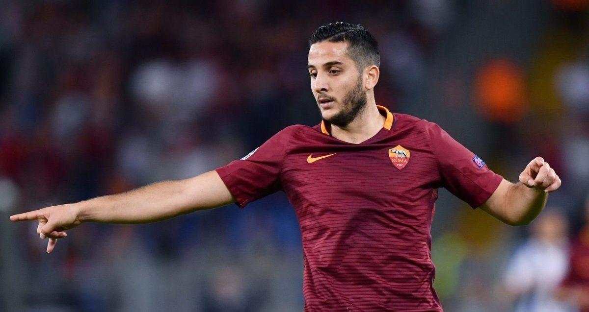 Bersaing Dengan MU, Juventus Melirik Bek Tangguh dari AS Roma