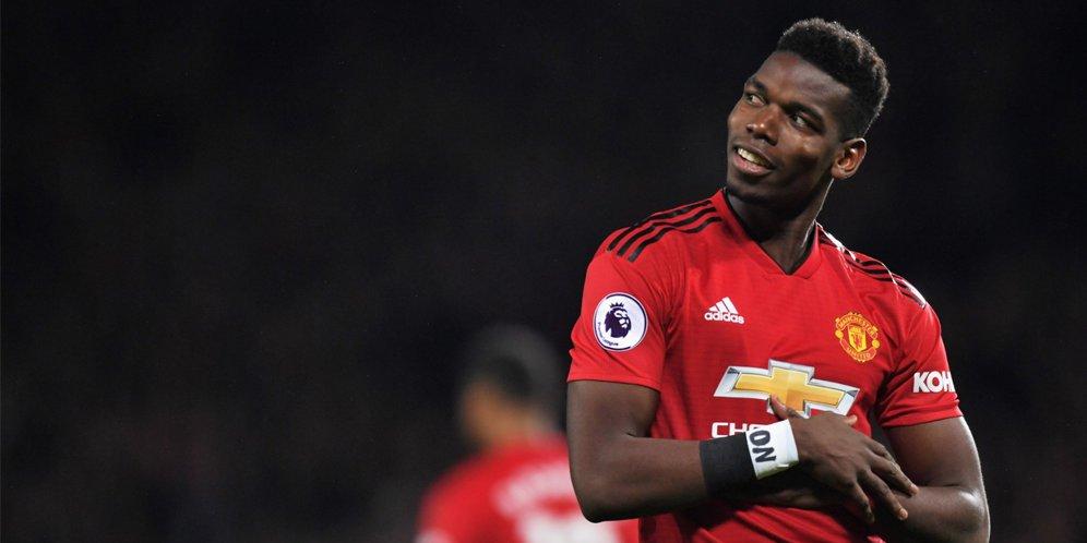 Manchester United Ingin Paul Pogba Menjadi Seorang Kapten Permanen