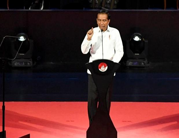 Joko Widodo : Izin FPI Bisa Saja Tidak Di Perpanjang