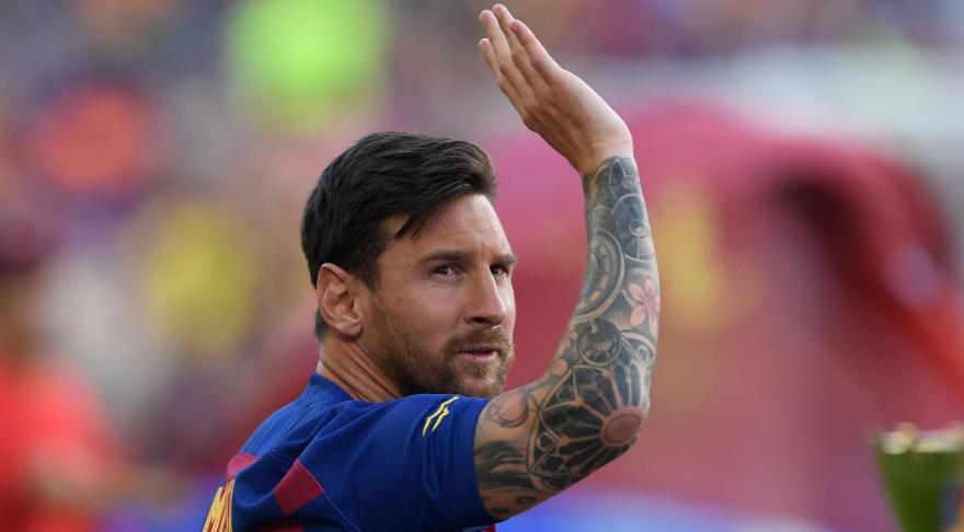 Barcelona Tidak Konsisten Dengan Status Kontrak Lionel Messi