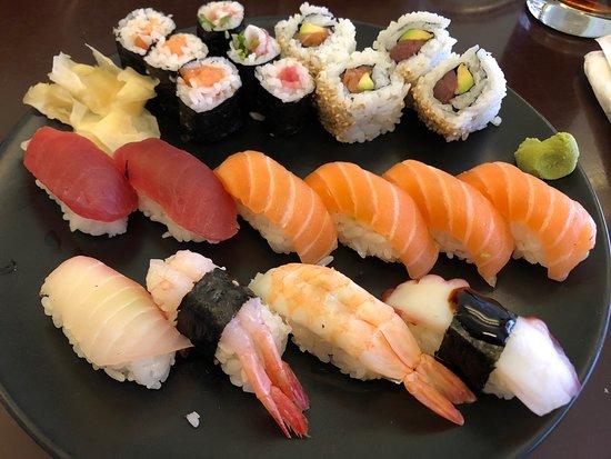 Mengenal Sushi, Makanan Khas Jepang yang Unik