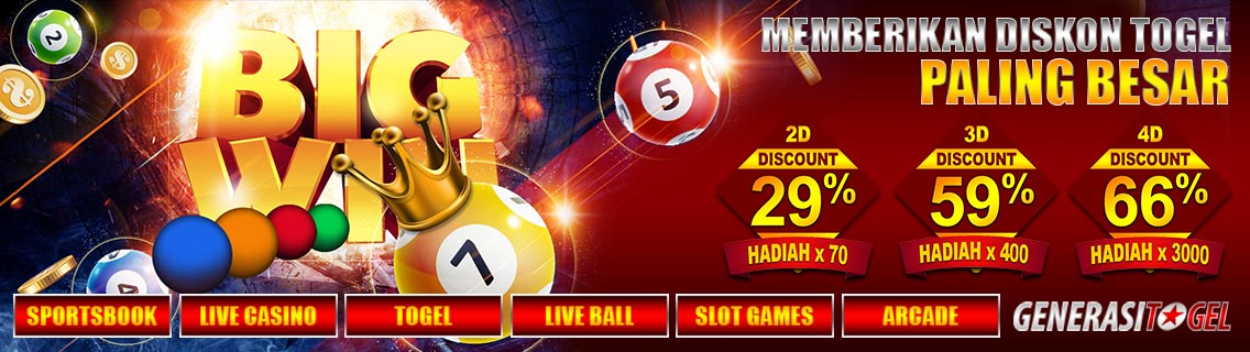 Generasitogel Bandar Togel Online