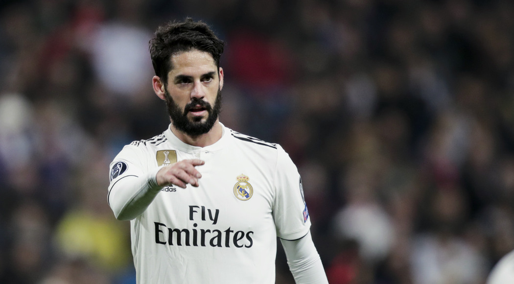 Isco masih senang di Madrid