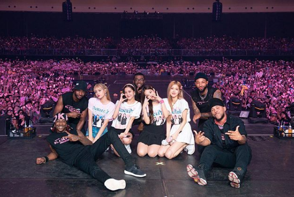 Momen Tidak Terlupakan Konser BLACKPINK Di Jakarta