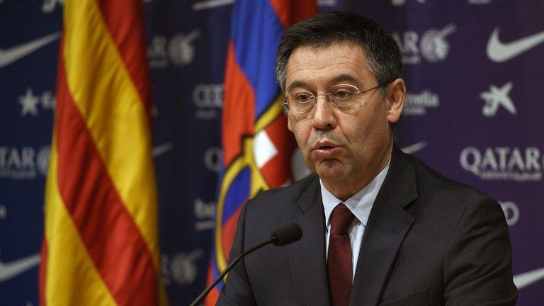 Barca akan rekrut striker