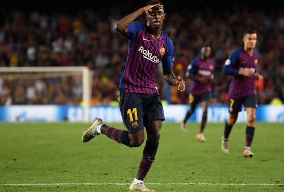 Ousmane Dembele, Si Cepat Dari Barcelona