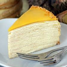 Crepes Cake Durian