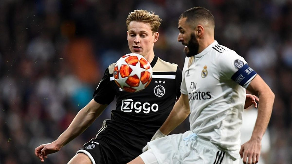 Setelah Madrid, Ajax Yakin Singkirkan Juventus