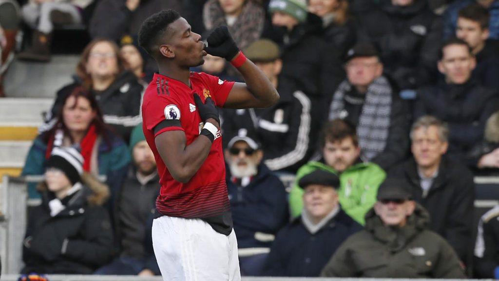 Fans United Meminta Paul Pogba Dijual