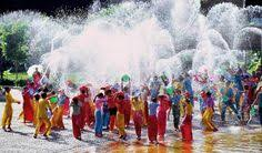 Songkran Festival 2019, Yang Akan Di Ada Kan Bulan April