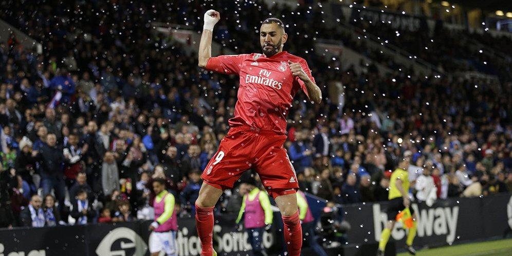 Karim Benzema, Pemain no 9 Terbaik Di Dunia