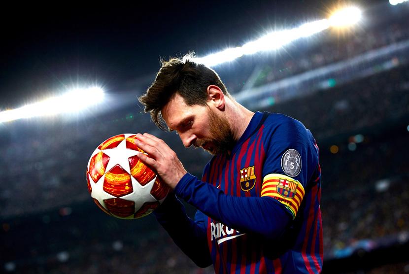 Messi, Merupakan Sang Dewa Sepak Bola