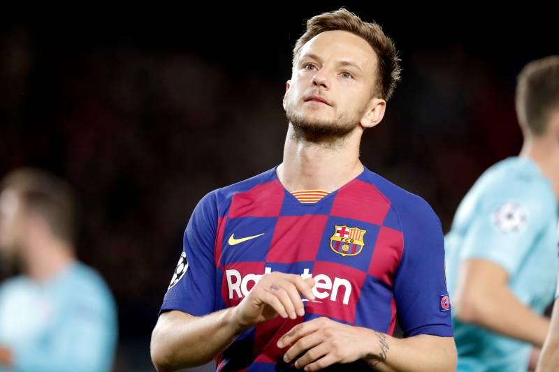 Ivan Rakitic Tidak Miliki Alasan Untuk Tinggalkan Barcelona